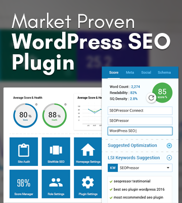 Market Proven WordPress SEO Plugin